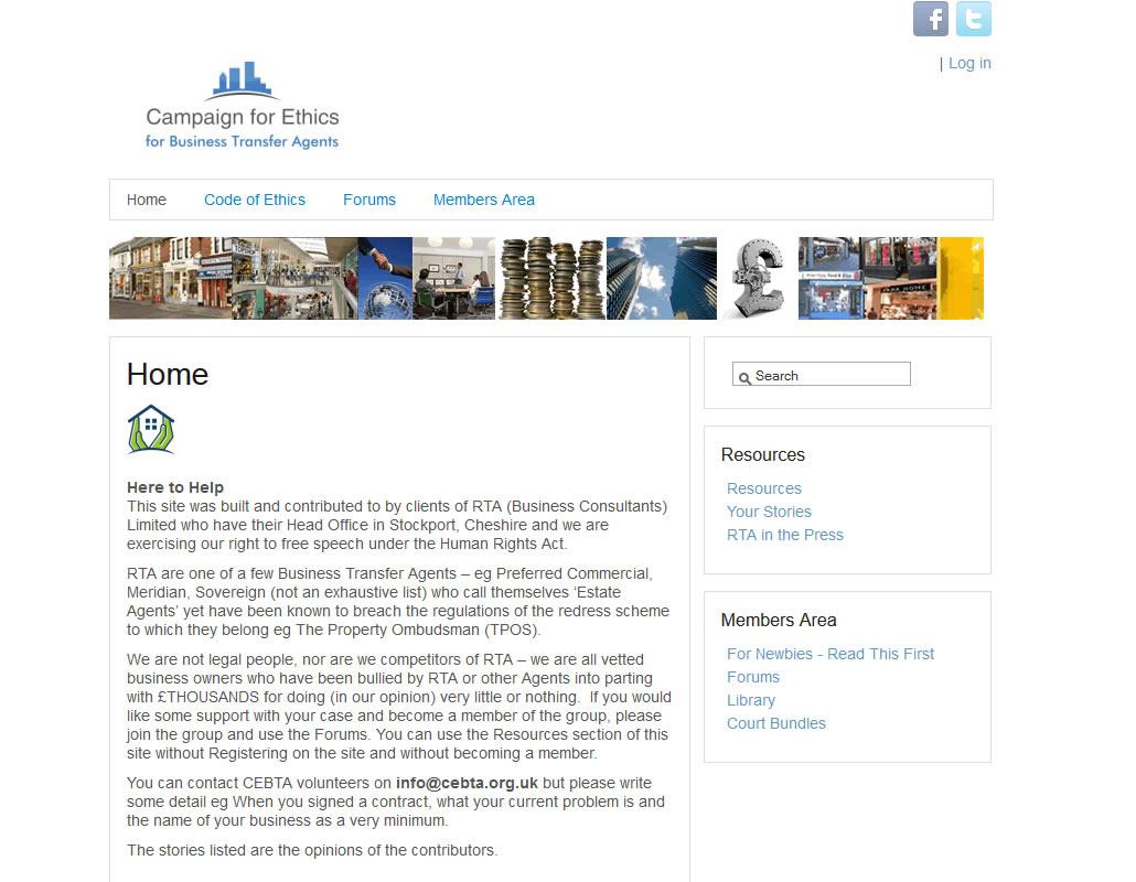 cebta website